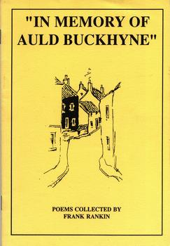 In Memory of Auld Buckhyne - booklet